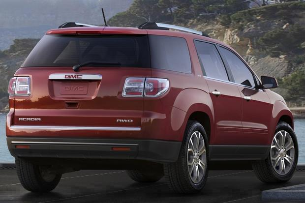 2015 gmc acadia vs 2015 buick enclave what 39 s the difference autotrader. Black Bedroom Furniture Sets. Home Design Ideas