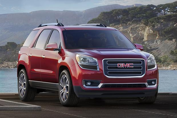 2016 GMC Acadia: New Car Review featured image large thumb0