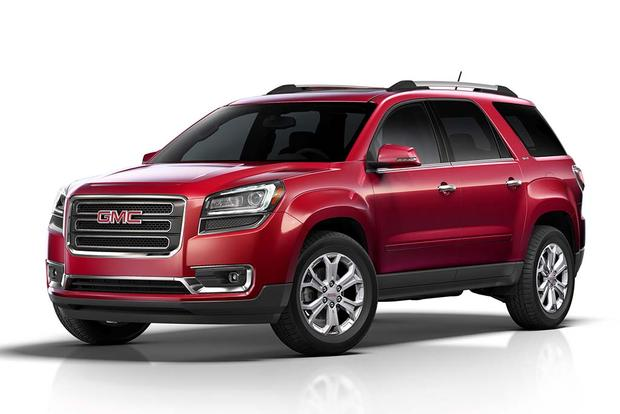 2016 vs. 2017 GMC Acadia: What's the Difference? featured image large thumb9