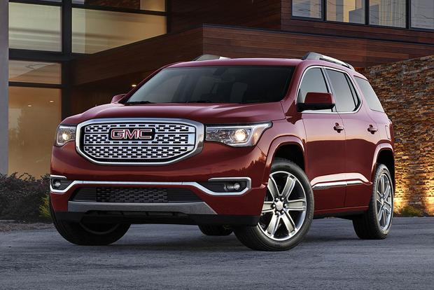 2017 GMC Acadia: New Car Review
