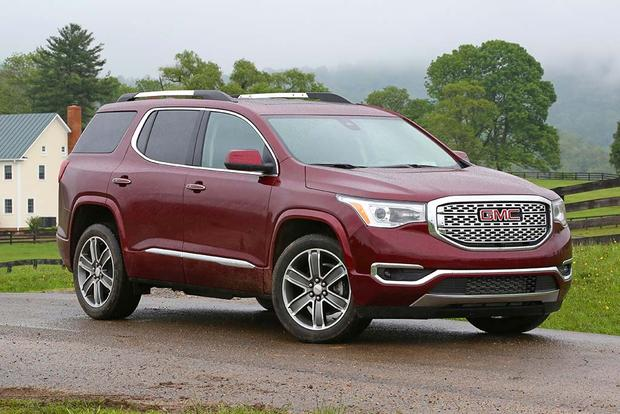 2017 GMC Acadia: First Drive Review