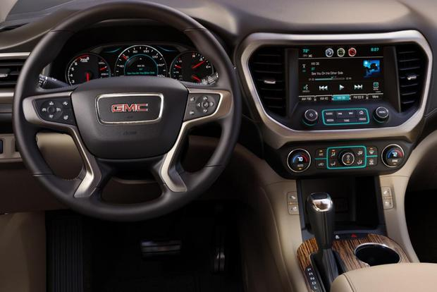 2017 GMC Acadia vs. 2017 Mazda CX-9: Which is Better? featured image large thumb7