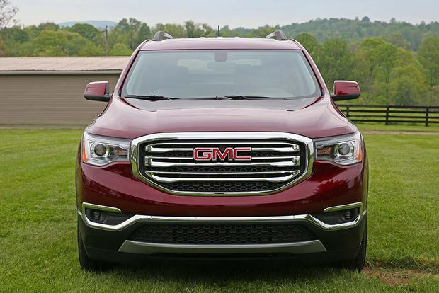 2017 GMC Acadia vs. 2017 Mazda CX-9: Which is Better? featured image large thumb9