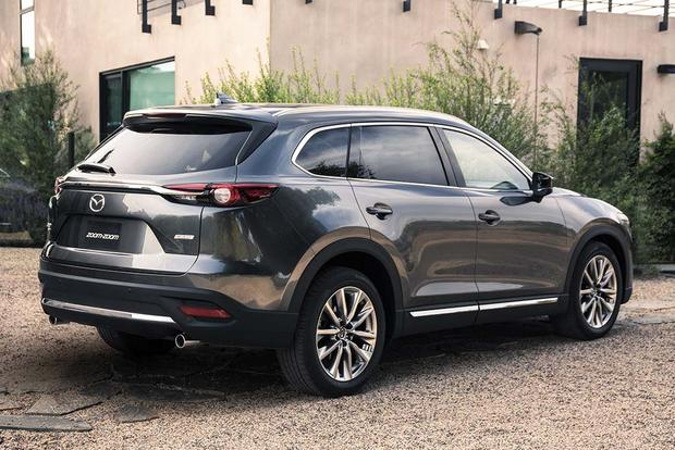 2017 GMC Acadia vs. 2017 Mazda CX-9: Which is Better? featured image large thumb4