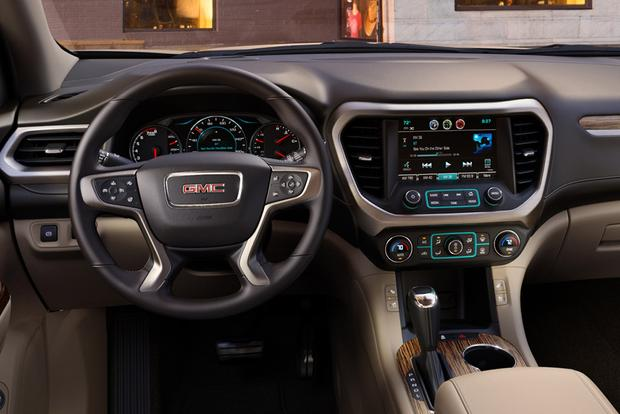 2017 GMC Acadia vs. 2017 Toyota Highlander: Which Is Better? featured image large thumb5
