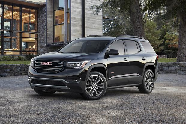 2018 GMC Acadia: New Car Review featured image large thumb0