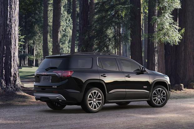 2018 GMC Acadia: New Car Review featured image large thumb1
