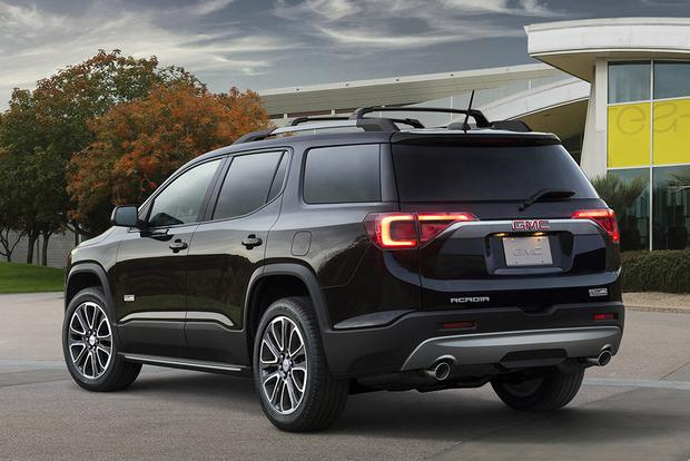 2018 GMC Acadia: New Car Review featured image large thumb2