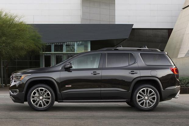 2018 GMC Acadia: New Car Review featured image large thumb3