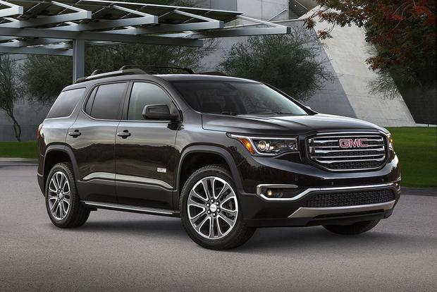 2018 GMC Acadia: New Car Review featured image large thumb4