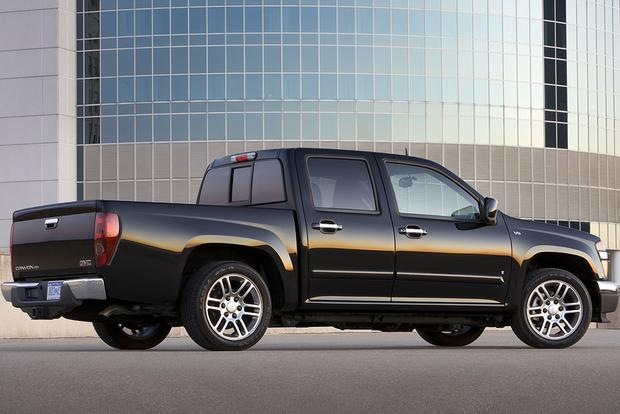 2009 GMC Canyon: Used Car Review featured image large thumb1