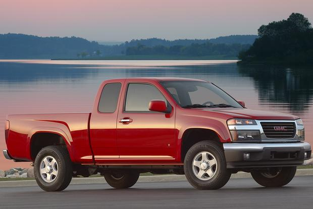 2009 GMC Canyon: Used Car Review featured image large thumb2