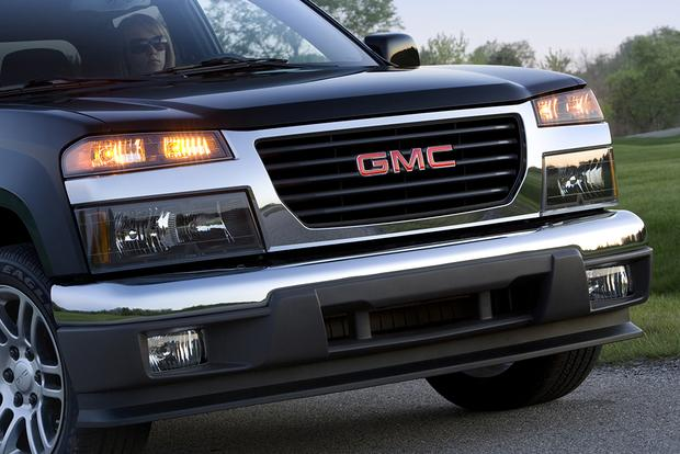 2009 GMC Canyon: Used Car Review featured image large thumb3
