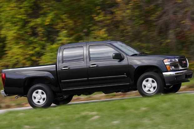 2009 GMC Canyon: Used Car Review featured image large thumb0