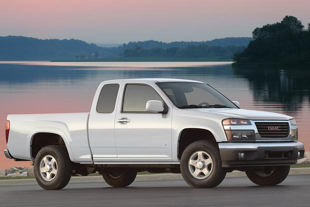 2010 GMC Canyon: Used Car Review featured image large thumb3