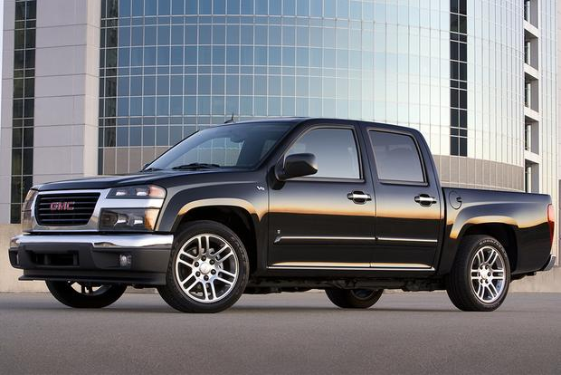2010 GMC Canyon: Used Car Review featured image large thumb0