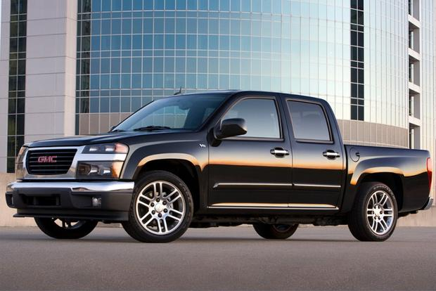 2012 GMC Canyon: Used Car Review featured image large thumb2