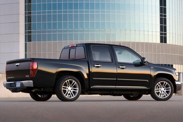 234034 - 2011 Gmc Canyon Wt 4wd