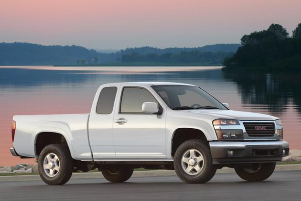 2012 GMC Canyon: Used Car Review - Autotrader