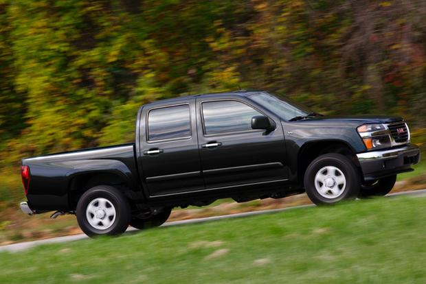 234037 - 2011 Gmc Canyon Wt 4wd