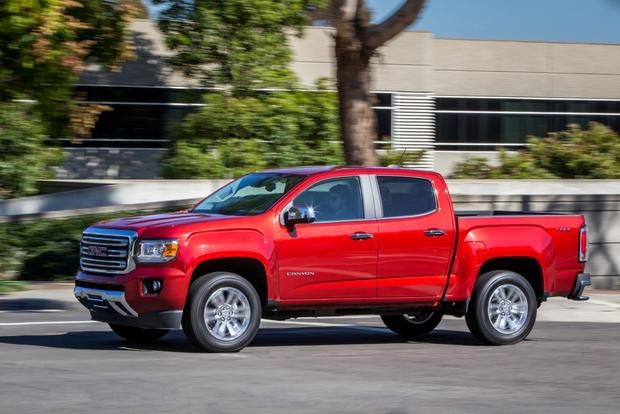 2015 GMC Canyon: Used Car Review featured image large thumb1
