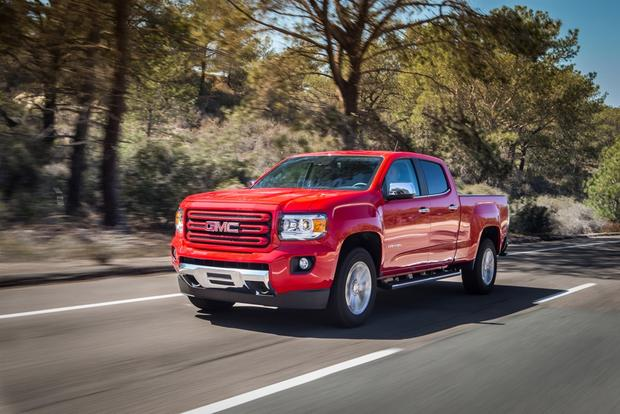 2015 GMC Canyon: Used Car Review featured image large thumb0