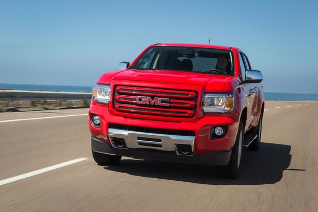 2015 GMC Canyon: New Car Review featured image large thumb3