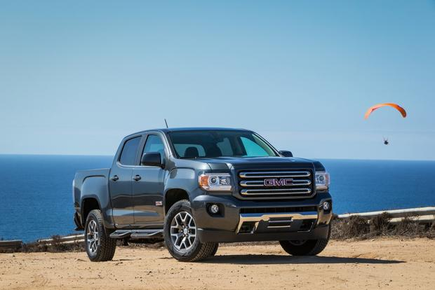 2015 GMC Canyon: New Car Review featured image large thumb4