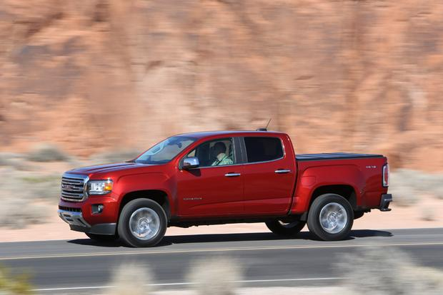 2016 GMC Canyon: New Car Review featured image large thumb2