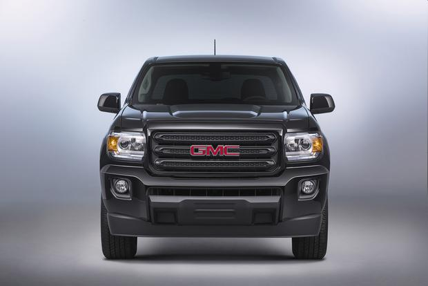 2016 GMC Canyon: New Car Review featured image large thumb5