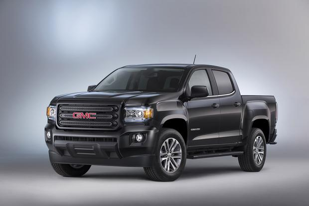 2016 Gmc Canyon New Car Review Autotrader