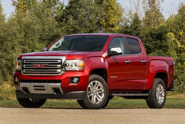 2017 GMC Canyon: New Car Review featured image large thumb3