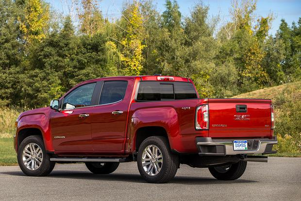 2018 GMC Canyon: New Car Review featured image large thumb2