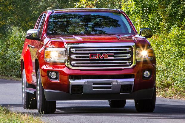 2018 GMC Canyon: New Car Review featured image large thumb4