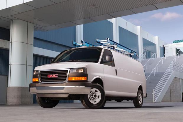 2016 GMC Savana 2500: New Car Review featured image large thumb0