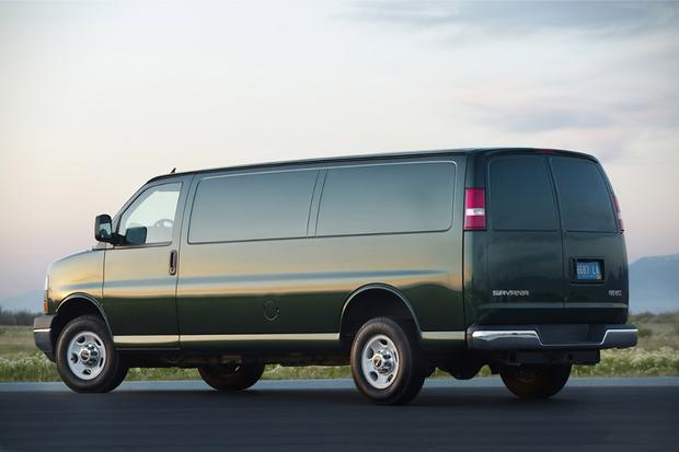 2017 GMC Savana 3500: New Car Review featured image large thumb2