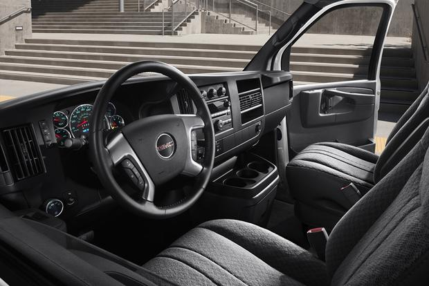 2017 GMC Savana 3500: New Car Review featured image large thumb4