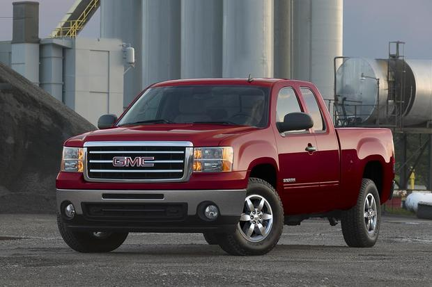 2012 GMC Sierra 1500: Used Car Review