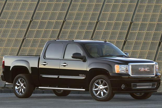 2013 Gmc Sierra 1500 >> 2013 Gmc Sierra 1500 Used Car Review Autotrader