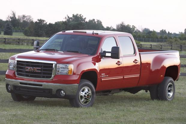 2007-2013 GMC Sierra 2500HD Used Car Review