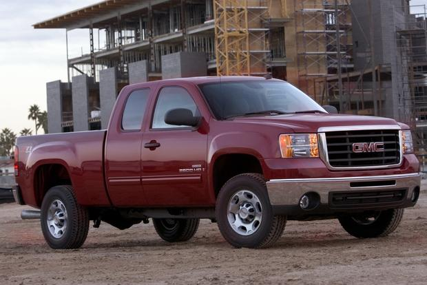 2007-2013 GMC Sierra 2500HD Used Car Review featured image large thumb2
