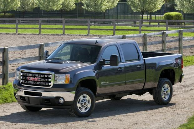 2013 GMC Sierra HD: New Car Review featured image large thumb2
