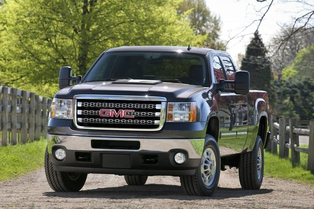 2013 GMC Sierra HD: New Car Review featured image large thumb3