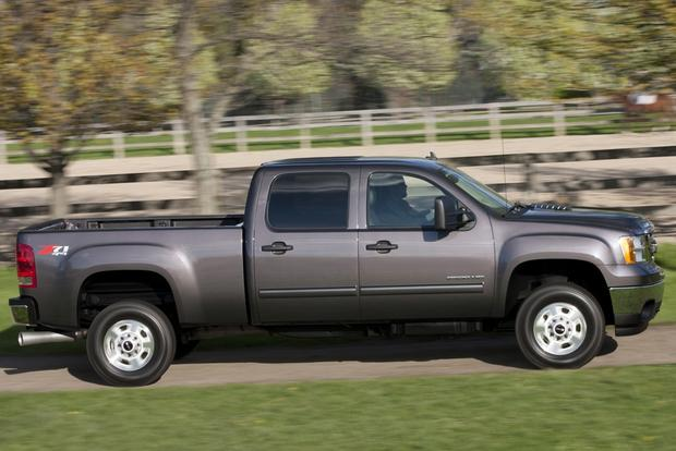 2013 GMC Sierra HD: New Car Review featured image large thumb5