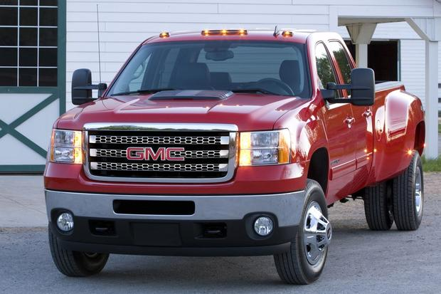 2013 GMC Sierra HD: New Car Review featured image large thumb6