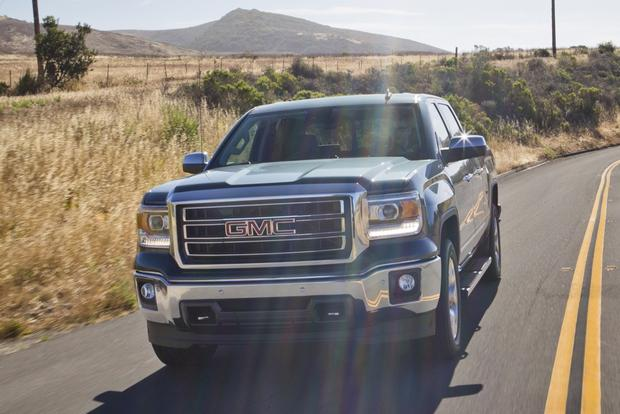 2014 GMC Sierra 1500: Used Car Review featured image large thumb1