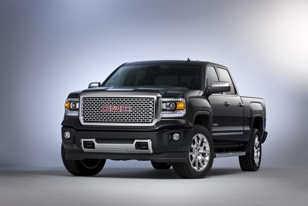 2014 GMC Sierra Denali Officially Revealed