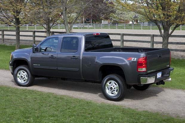 2014 vs. 2015 GMC Sierra HD: What's the Difference? featured image large thumb9