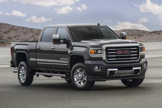 2007 2013 Gmc Sierra 2500hd Used Car Review Autotrader