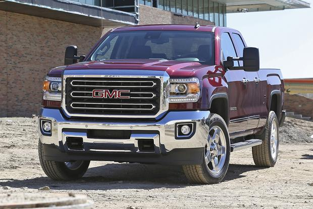 2014 vs 2015 gmc sierra hd what 39 s the difference autotrader. Black Bedroom Furniture Sets. Home Design Ideas